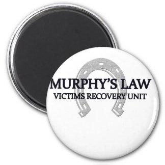 murphys law magnet