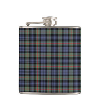Murray Ancient Clan Tartan Hip Flask