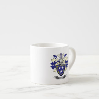 Murray Family Crest Coat of Arms Espresso Cup