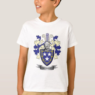 Murray Family Crest Coat of Arms T-Shirt