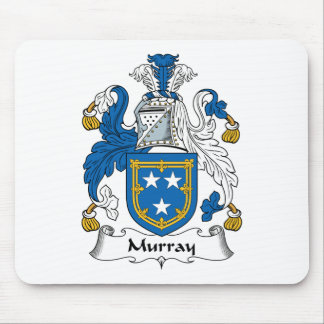 Murray Family Crest Mouse Pad