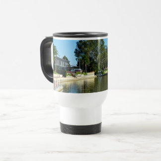 Murray River Renmark South Australia, Travel Mug