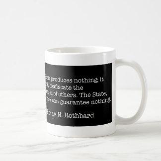 Murray Rothbard Coffee Mug