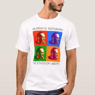 Murray Rothbard - Pop Art T-Shirt