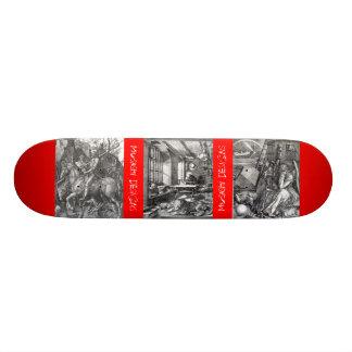 Musashi Designs Durer's Apocalypse Skateboard Deck