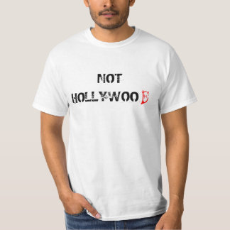 Musashi Designs Not Hollywood T-Shirt