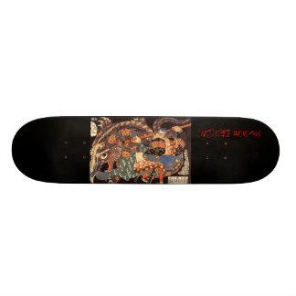 Musashi Designs Nue Skate Boards