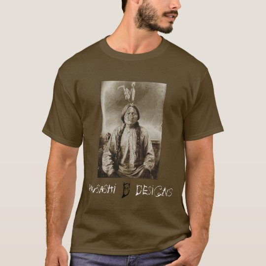 Musashi Designs Sitting Bull T-Shirt
