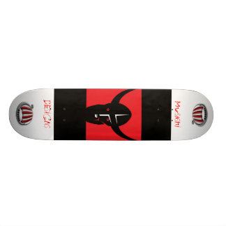 Musashi Designs Viking Ripper Skateboard Decks