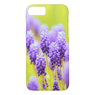 Muscari close-up phone case