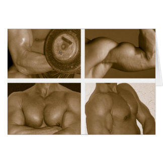Muscle Flex: www.AriesArtist.com Card