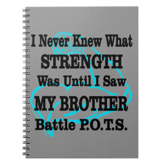 Muscle/I Never Knew...Brother Note Books