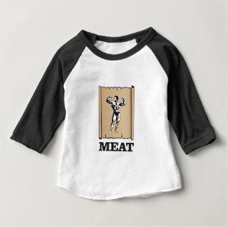 muscle man meat yeah baby T-Shirt