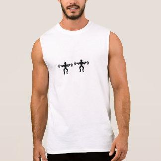 muscle mania sleeveless shirt