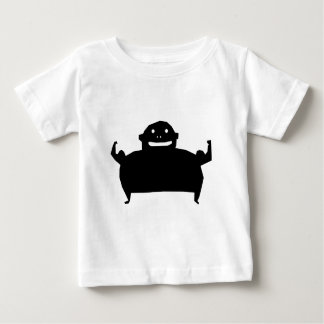 Muscleman, muscles, man, working out, fit, gym baby T-Shirt