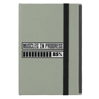 Muscles in progess workout Z1k6x Cover For iPad Mini