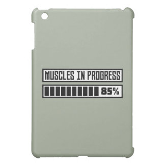 Muscles in progess workout Z1k6x Cover For The iPad Mini
