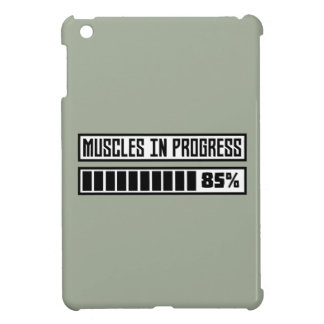 Muscles in progess workout Z1k6x iPad Mini Case