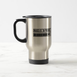 Muscles in progess workout Z1k6x Travel Mug