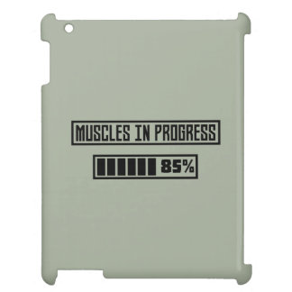 Muscles in Progess workout  Zpf7n iPad Covers