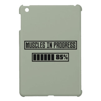 Muscles in Progess workout  Zpf7n iPad Mini Covers