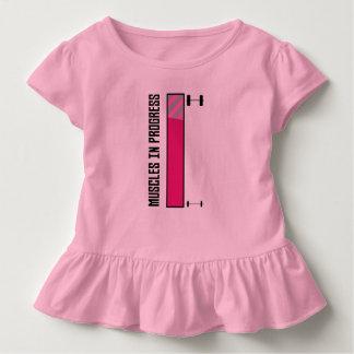 Muscles in Progress GYM Z21z3 Toddler T-shirt