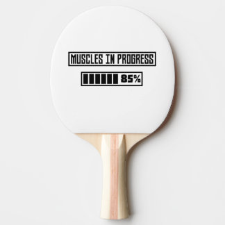 Muscles in progress workout Z1l52 Ping Pong Paddle
