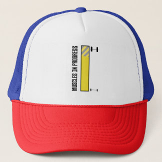 Muscles in progress Workout Z69g1 Trucker Hat