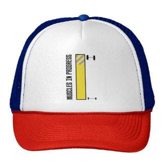 Muscles in progress Workout Z69g1 Trucker Hat