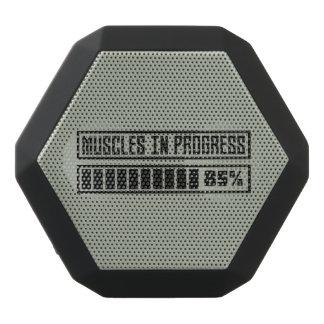 Muscles in progress Workout Z8gnr Black Bluetooth Speaker