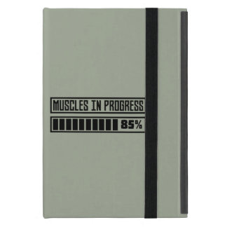 Muscles in progress Workout Z8gnr Cover For iPad Mini