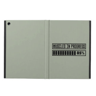 Muscles in progress Workout Z8gnr iPad Air Case