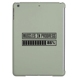 Muscles in progress Workout Z8gnr iPad Air Cases