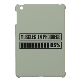 Muscles in progress Workout Z8gnr iPad Mini Covers