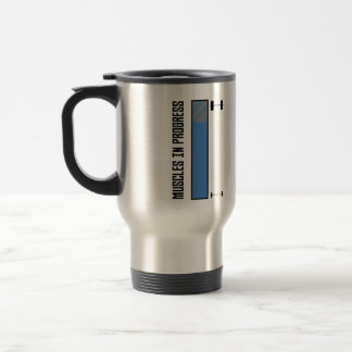 Muscles in progress workout Z8jh1 Travel Mug