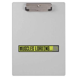 Muscles Loading Progressbar Zqy9t Clipboard