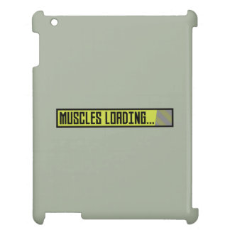 Muscles Loading Progressbar Zqy9t iPad Cover
