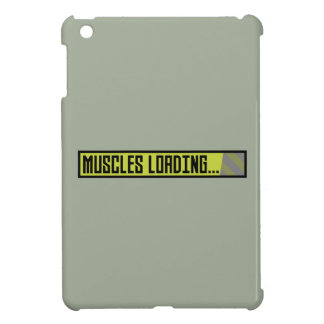 Muscles Loading Progressbar Zqy9t iPad Mini Cover