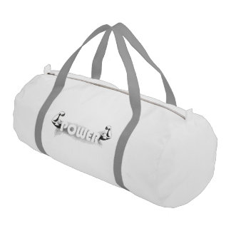 Muscles power gym bag