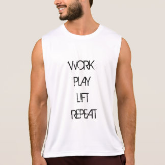 MUSCLES T SHIRT SUMMER WORK OUT GYM RUN YOGA WALK