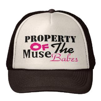 Muse Babe Cap Trucker Hat