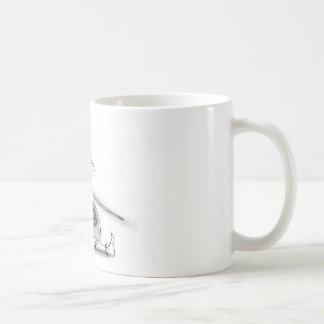 Muse of the Patagonia Coffee Mug