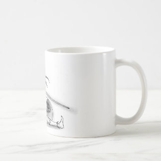 Muse of the Patagonia Coffee Mug