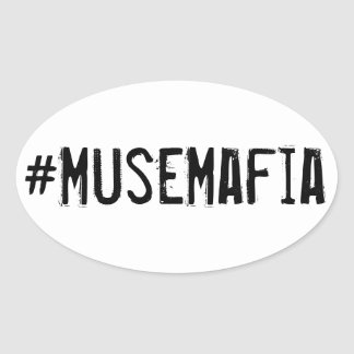 #MuseMafia Sticker