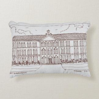 Museo Thyssen-Bornemisza | Madrid, Spain Decorative Pillow