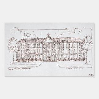 Museo Thyssen-Bornemisza | Madrid, Spain Sticker