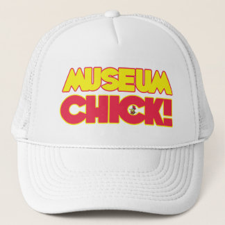 Museum Chick Trucker Hat