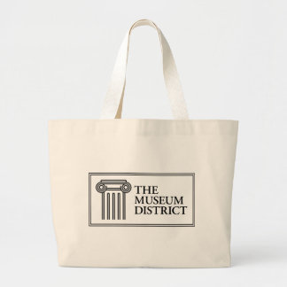Museum District, RVA 23221 Large Tote Bag