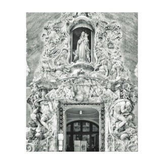 MuseumGonzalez Marti in Valencia Canvas Print
