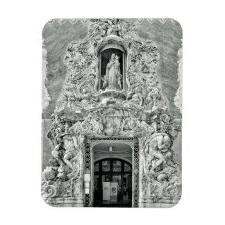 MuseumGonzalez Marti in Valencia Rectangular Photo Magnet